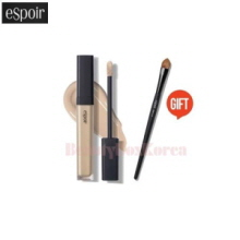 ESPOIR  Taping Concealer Long Wear 6.5ml [Pro Flat Concealer Brush 117 Free Gift]